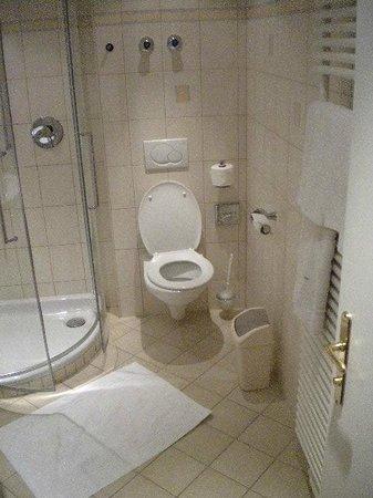 Landgasthof Kohlpeter: Banheiro