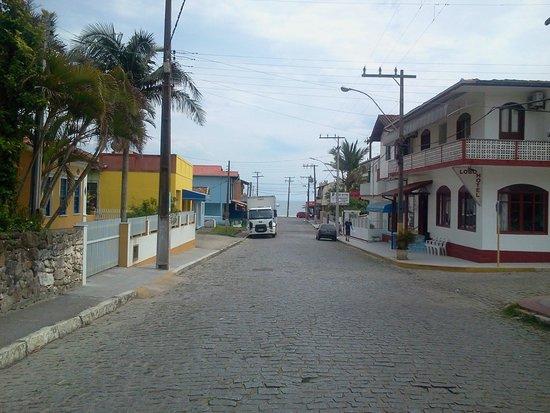 Lobo Hotel: Distância do Hotel para a praia