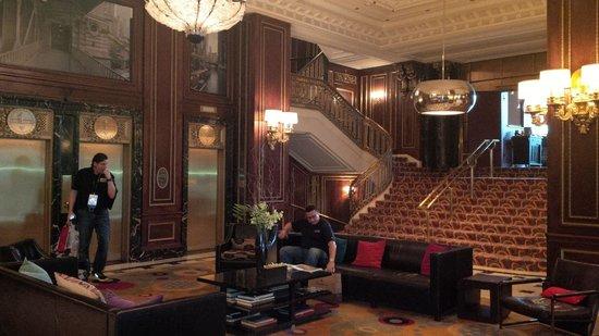 The Blackstone, Autograph Collection: blackstone lobby