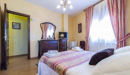 Hotel Casa Reboiro: Habitación - Casa Reboiro - Lugo