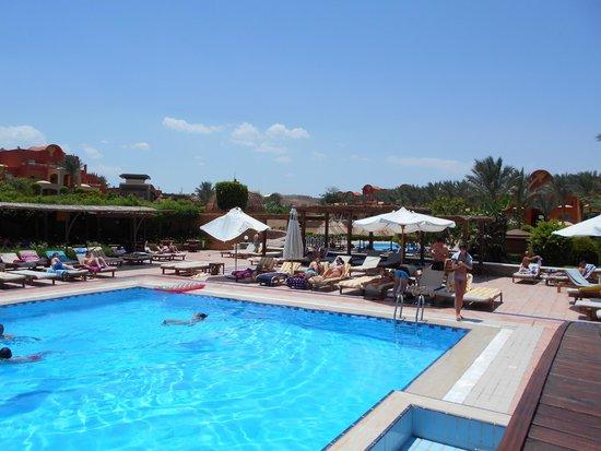 Sharm Grand Plaza : Luna Pool