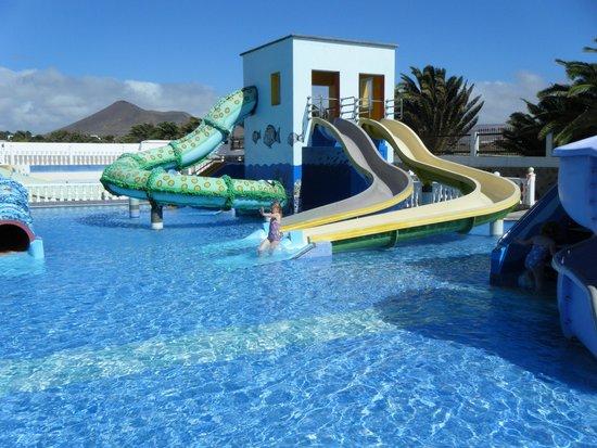 Aquapark Costa Teguise : The Children's area