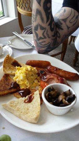 Millbrook Lodge Hotel: fry