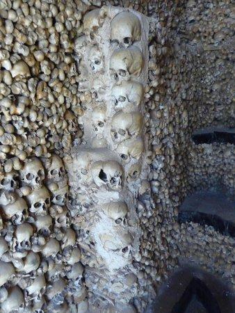 Capela dos Ossos : Chapelle
