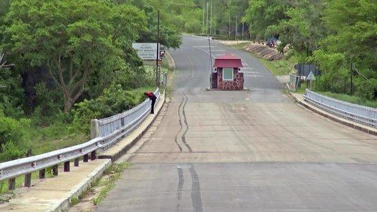 Satara Rest Camp: Kruger - Kruger Gate (sortie depuis Satara Camp)