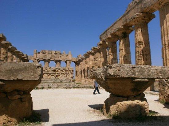 Selinunte : site archéologique