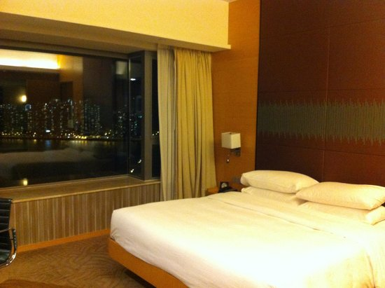 Hyatt Regency Hong Kong, Sha Tin: Uncluttered luxury