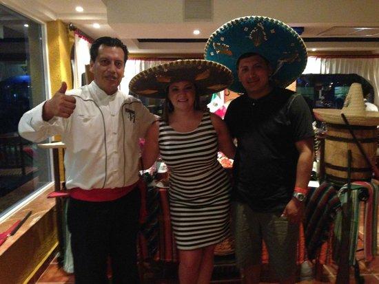 Occidental Costa Cancun : Mexico Lindo restaurant