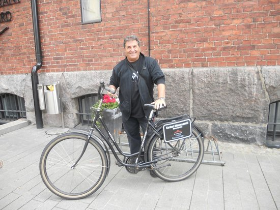 Hotel Katajanokka: bikes
