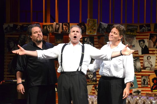 "Asolo Repertory Theatre: ""Baritones UnBound"" plays at Asolo Rep through June 29"