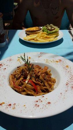 Meydan Meat & Fish Restaurant : 5 star food