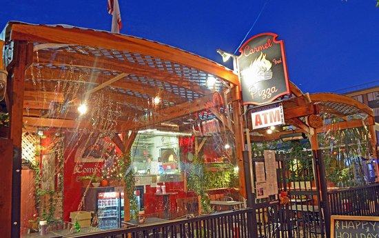 Carmel Pizza Company: Street View