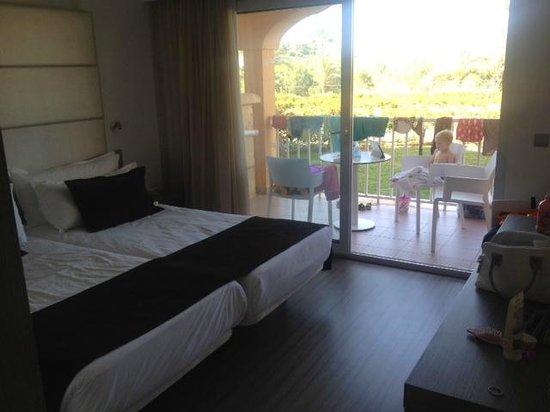 Insotel Cala Mandia Resort & Spa : Zone A - new rooms