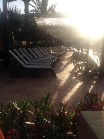 Insotel Cala Mandia Resort & Spa : Pool area A