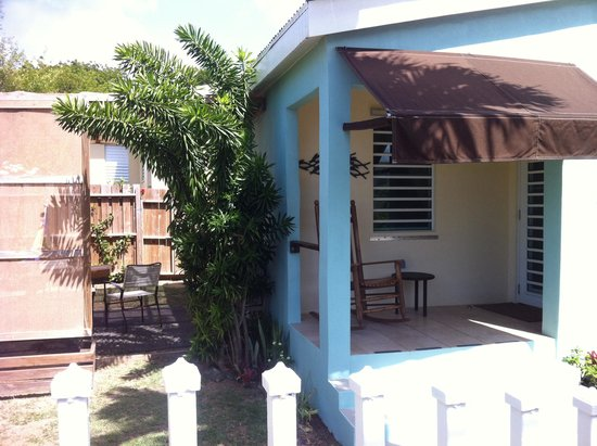Villa Coral Guesthouse : casita