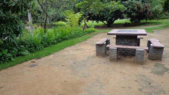 Villa Azalea - Luxury B&B: Uno de varios espacios para relajarse