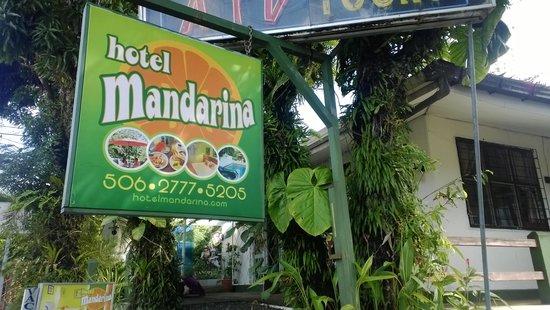 Hotel Mandarina: Hotel La Mandarina