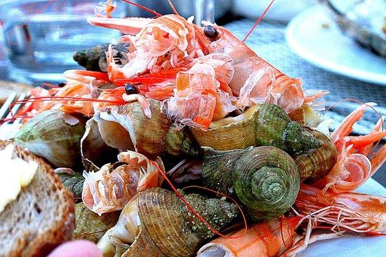 """Club Med La Palmyre Atlantique : Ce qui reste du plateau de fruits de mer à """"la fleur de sel"""""""