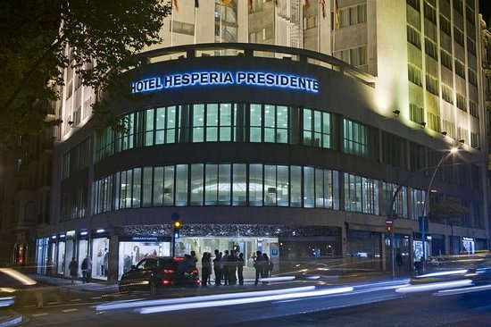 Hotel NH Hesperia Barcelona Presidente