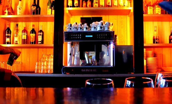 Club Med La Palmyre Atlantique : Le bar