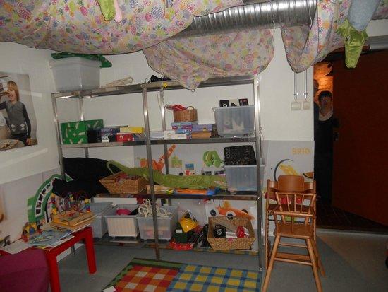 Hotel Katajanokka : kids playroom