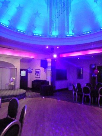The Cumberland Hotel: Stunning oceana room - party venue