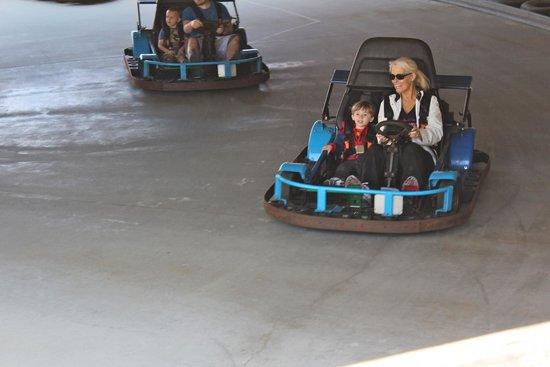 Ocean City Boardwalk: GO Carts