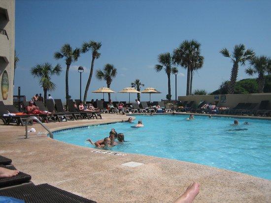Ocean Reef Resort: main pool