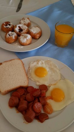 Caribbean World Resorts Soma Bay : Завтрак