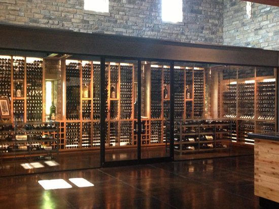 Silver Oak Cellars : Really an awesome place.