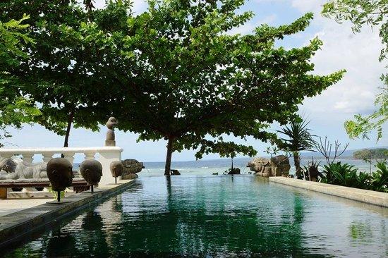 Hotel Tugu Lombok : Private Pool