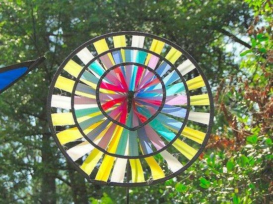 Museum of Life + Science: wind twiler