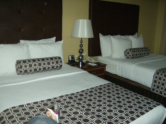 Crowne Plaza Hotel Dallas Downtown : Room
