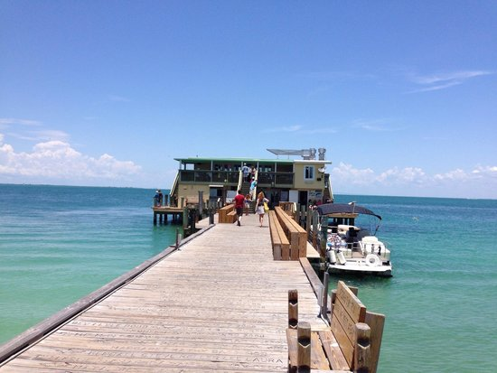 Rod & Reel Pier: What fun!
