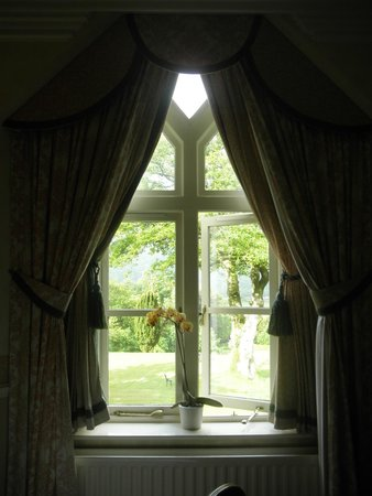 Hazel Bank Country House Hotel: Room with a View