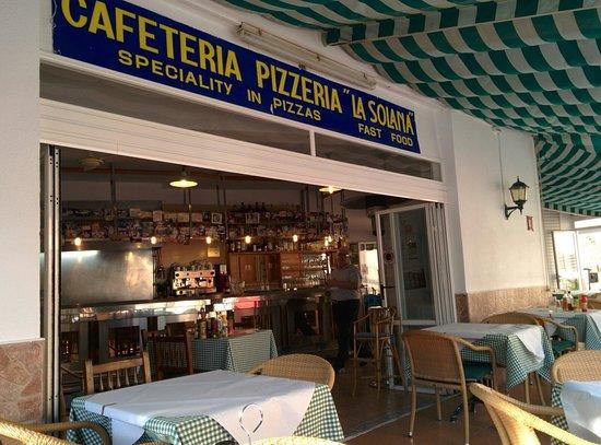 "Cafeteria pizzeria ""La Solana"""