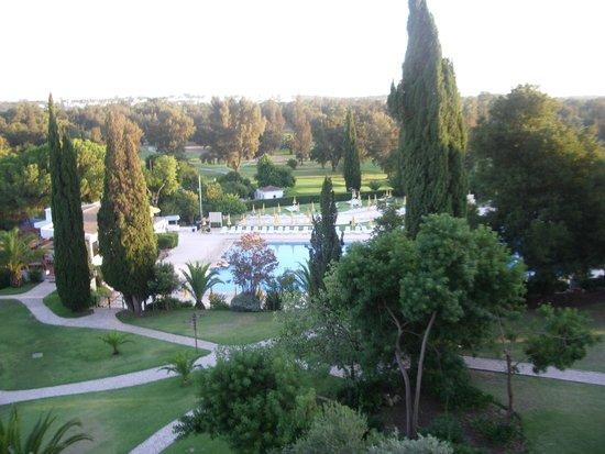 Penina Hotel & Golf Resort : view from my room