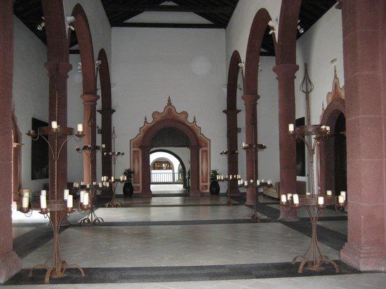Hotel THe Volcan Lanzarote : La chapelle