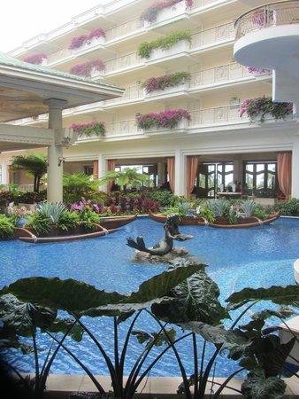Grand Wailea - A Waldorf Astoria Resort: Lobby of the hotel