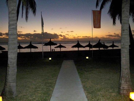 Villas Caroline : plage