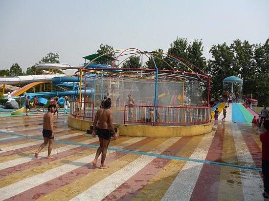 Mohali, Inde : Rain Dance