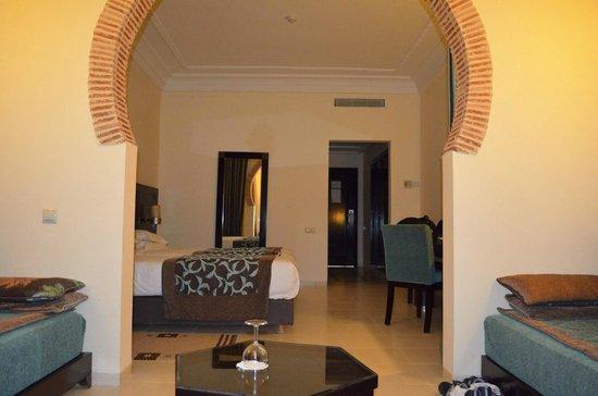 Eden Andalou Hotel Aquapark & Spa: La chambre
