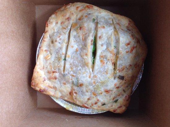 Leoda's Kitchen and Pie Shop: Chicken pot pie