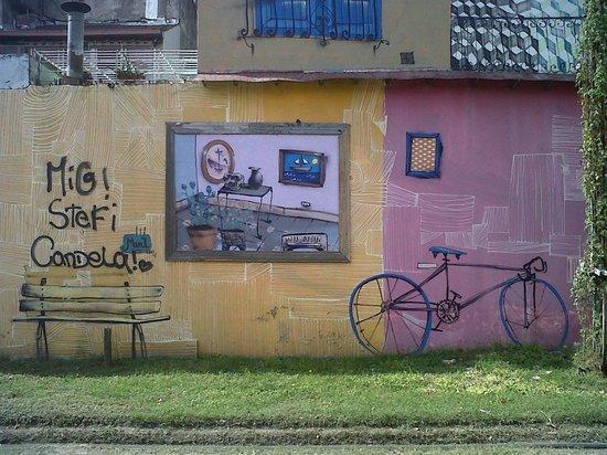 Pepe Concierge Service - Walking City Tours: La Boca