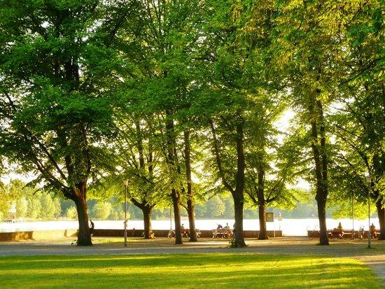 Maschsee: Masch Park