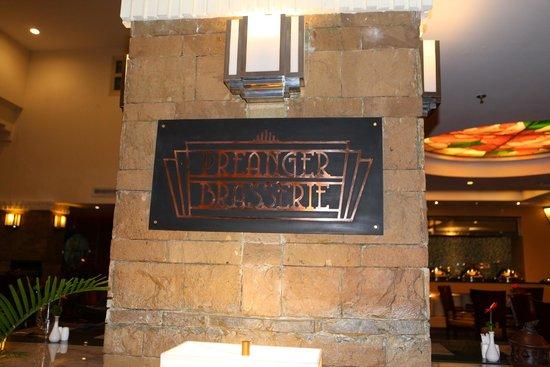 Prama Grand Preanger: Preanger Restoran