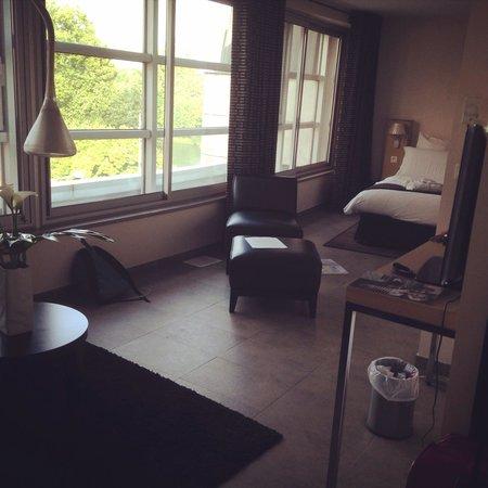 Mercure Thionville Centre : Chambre sublime