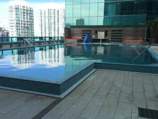 Hotel Beaux Arts Miami : pool
