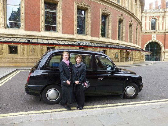 London Black Taxi Tours : Black Taxi Tour