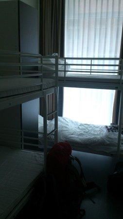 Saga Poshtel Oslo Central: the dorm